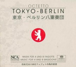 Octetto Tokyo-Berlin SACD