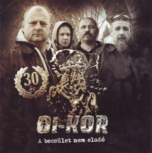 Oi-Kor - A becsület nem eladó (Limitált kiadás) CD+DVD