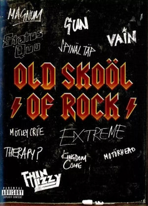 Old Skoöl of Rock - Various Artists DVD