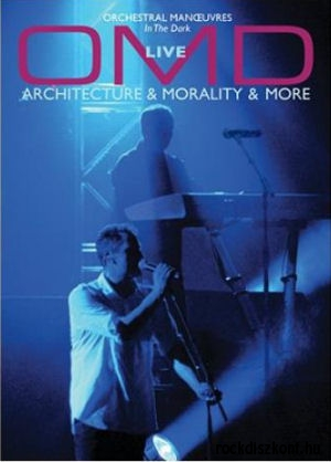 Orchestral Manoeuvres in the Dark - OMD Live: Architecture & Morality & More DVD