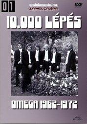 Omega - 10000 lépés (1962-1972) DVD