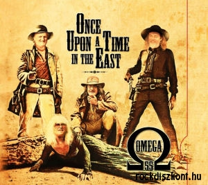 Omega - 55 - Once Upon a Time in the East / Once Upon a Time in the Western 2CD