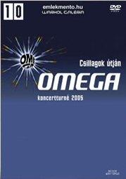 Omega - Csillagok útján koncertturné 2005 DVD