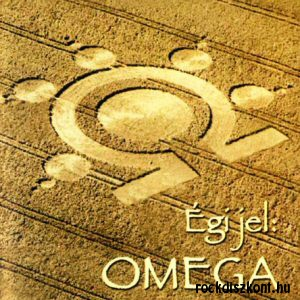 Omega - Égi jel CD+DVD