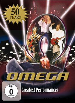 Omega - Greatest Performances - 50 Years 2DVD