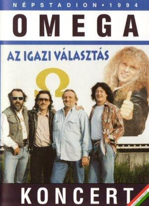 Omega - Koncert Népstadion 1994 DVD