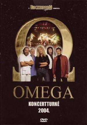 Omega - Koncertturné 2004 (2009 remaster) DVD
