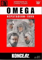 Omega - KonceRt Népstadion 1999 2DVD