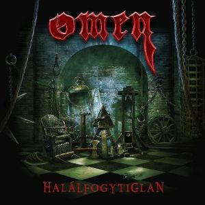 Omen - Halálfogytiglan CD