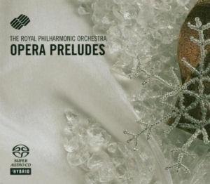 Opera Preludes SACD