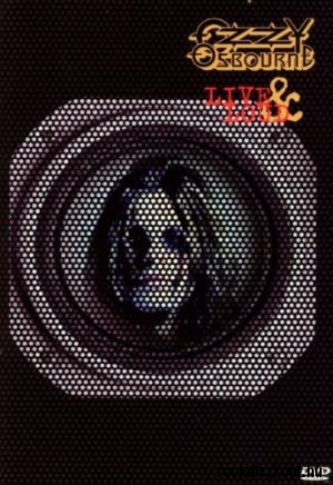 Ozzy Osbourne - Live & Loud (1993) DVD