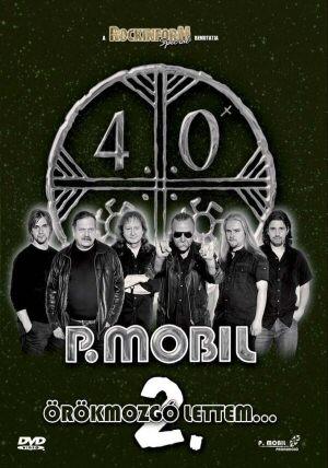 P. Mobil - Örökmozgó lettem No. 2 DVD