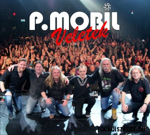 P. Mobil - Veletek (Single) CD