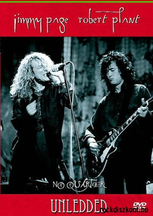 Jimmy Page & Robert Plant - No Quarter Unledded DVD