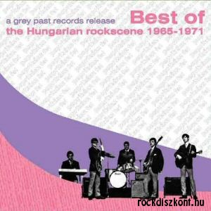 Best of the Hungarian rockscene 1965-1971 - Paprikázz fel! 2LP
