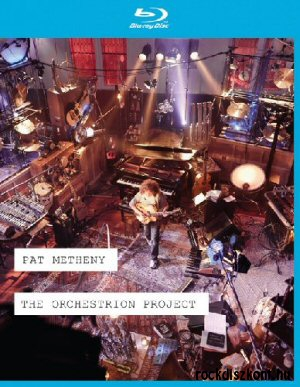 Pat Metheny - The Orchestrion Project 3DBD (3D Blu-ray Disc)