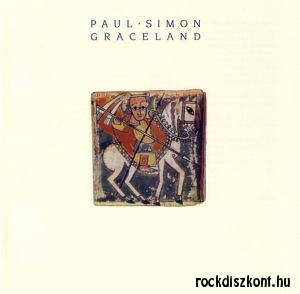 Paul Simon - Graceland (180 gram Vinyl) LP