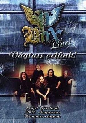 Pandoras Box - Vágtass velünk! - Live DVD