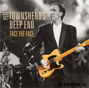 Pete Townshend's Deep End - Face the Face CD+DVD