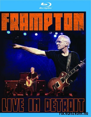 Peter Frampton - Live In Detroit (Blu-ray)