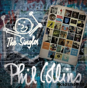 Phil Collins - The Singles (180 gram Vinyl) 4LP