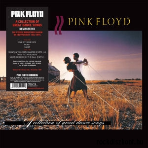 Pink Floyd - A Collection Of Great Dance Songs (Remastered 2017) 180 gram (Vinyl) LP