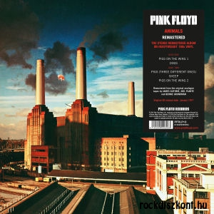 Pink Floyd - Animals (2016 Reissue - 180 gram Vinyl) LP
