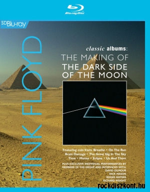 Pink Floyd - The Making of The Dark Side Of The Moon BD (Blu-ray Disc)