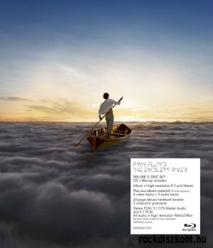 Pink Floyd - The Endless River (Deluxe Box Set) CD+BD (Blu-ray Disc)+book