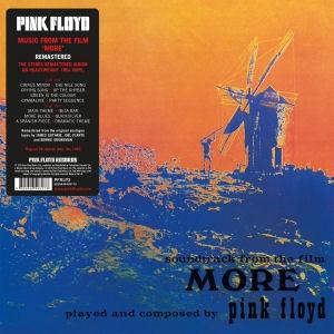 Pink Floyd - Soundtrack from the film More (180 gr. Vinyl) - 2016 Remaster LP