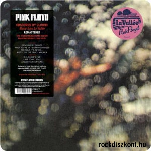 Pink Floyd - Obscured by Clouds (180 gram Vinyl - 2016 Reissue) LP