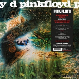 Pink Floyd - A Saucerful of Secrets (180 gr. Vinyl) 2016 Remaster LP