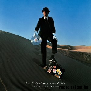 Pink Floyd - Wish You were Here (Immersion Edition Box Set) 2CD+2DVD+BD (Blu-ray Disc)