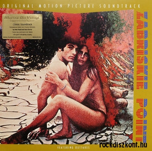 Pink Floyd, Jerry Garcia & others - Zabriskie Point Soundtrack (2010 Expanded Edition) 3LP