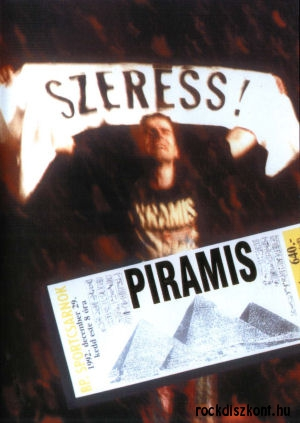 Piramis - Szeress! DVD