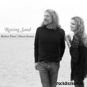 Alison Krauss, Robert Plant - Raising Sand CD