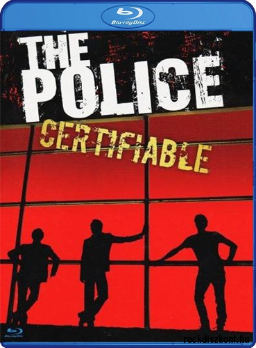 The Police - Certifiable BD (Blu-ray Disc)+2CD