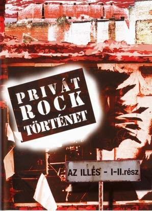 Illés - Privát Rocktörténet - Az Illés I-II rész DVD