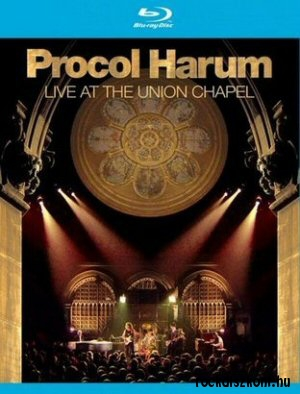 Procol Harum - Live At The Union Chapel BD (Blu-ray Disc)