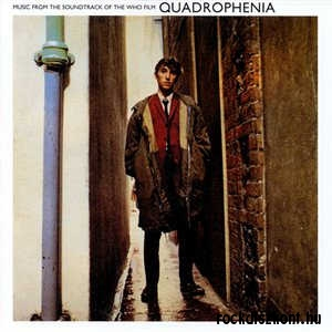 Quadrophenia - Music from the Soundtrack of The Who Film CD