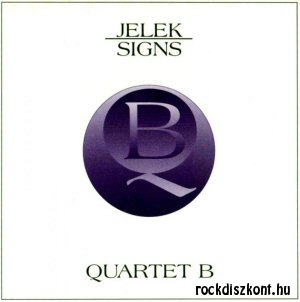 Quartet B - Jelek CD