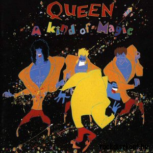 Queen - A Kind Of Magic (180 gr. Vinyl) LP