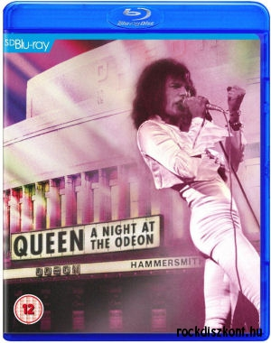 Queen - A Night at the Odeon - Hammersmith 1975 - BD (Blu-ray Disc)