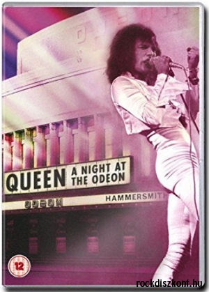 Queen - A Night at the Odeon - Hammersmith 1975 - DVD