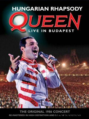 Queen - Hungarian Rhapsody - Live In Budapest - The Original 1986 Concert DVD