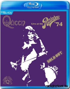 Queen - Live at the Rainbow 74 - BD (Blu-ray Disc)