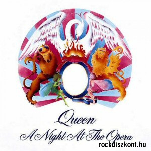 Queen - A Night At The Opera (2011 Remaster) CD