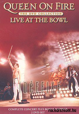 Queen - Live At The Bowl - Queen On Fire 2DVD