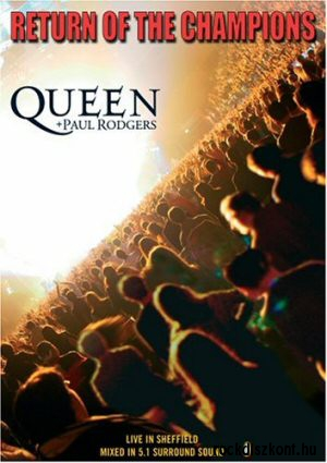 Queen + Paul Rodgers - Return of the Champions DVD