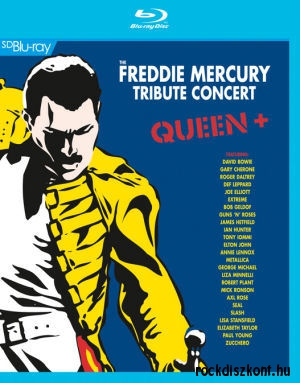 Queen+ The Freddie Mercury Tribute Concert BD (Blu-ray Disc)